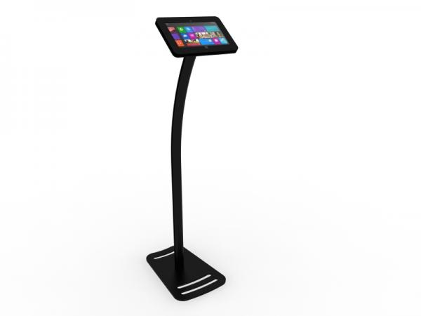 MOD-1333M Portable Surface 2 Kiosk -- Black