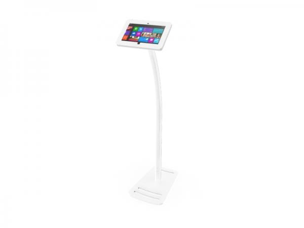 MOD-1333M Portable Surface 2 Kiosk -- White